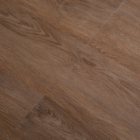 Classical Oak Rigid Core Luxury Vinyl Plank Flooring -  Foam Back