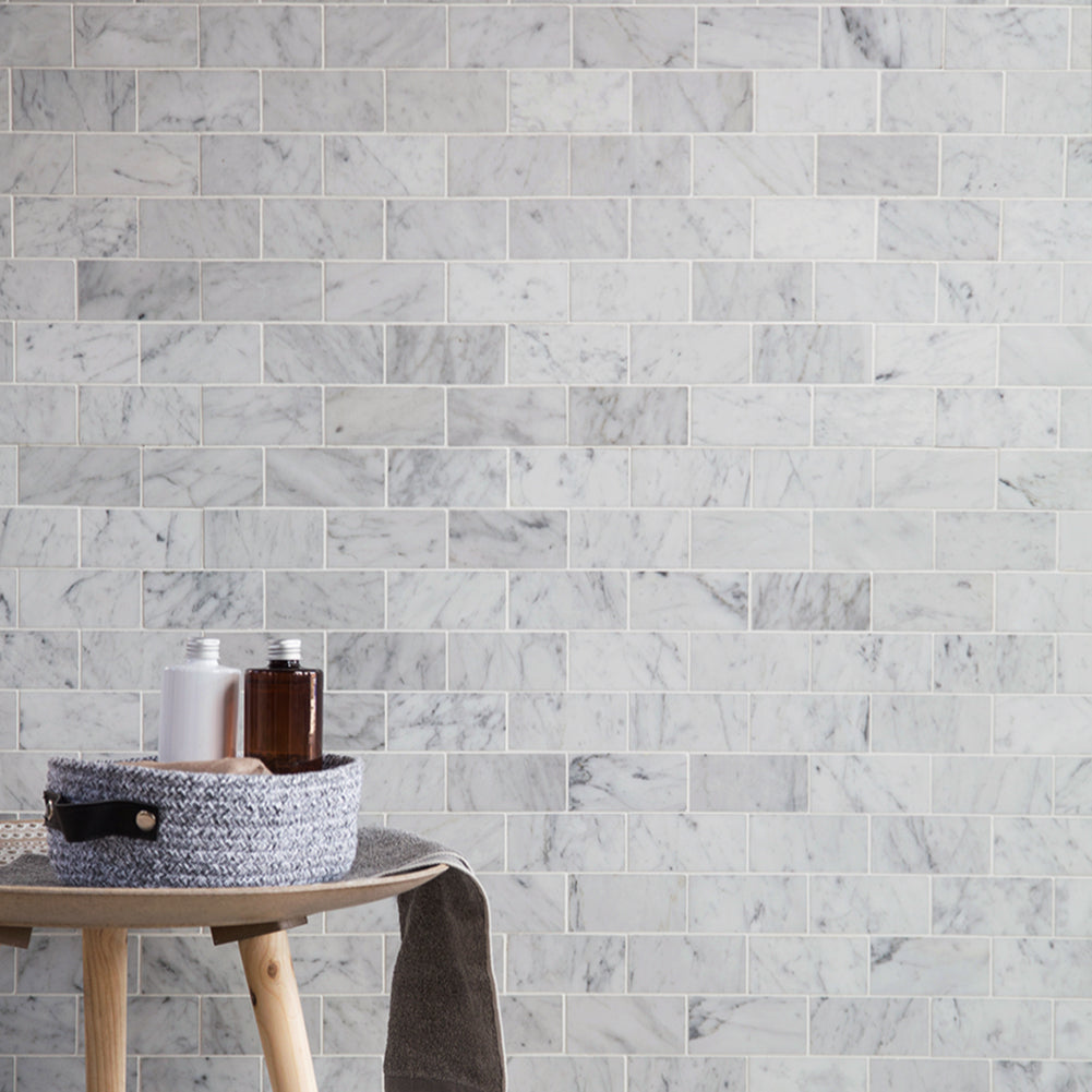 Carrara White Bianco Carrera Marble 3