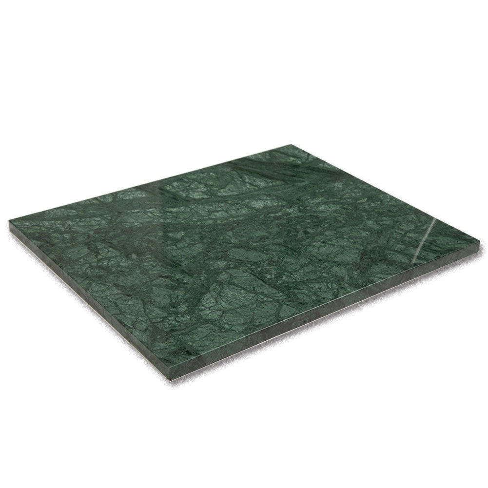 Natural Green Marble Pastry Cheese And Cutting Serving Board