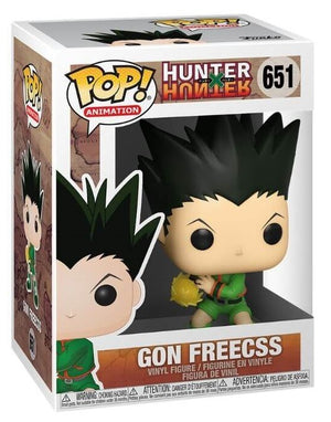 Funko POP! Gon Freecss Hunter X Hunter #651