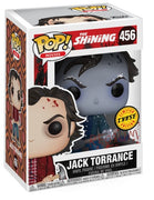 Funko POP! Jack Torrance (Frozen) The Shining #456 [Chase Limited]