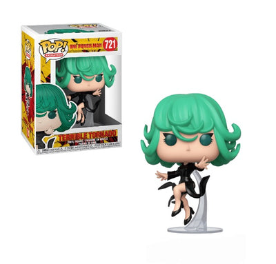 Funko POP! Terrible Tornado #721 One Punch Man