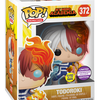 Funko POP! Todoroki (GITD) My Hero Academia #372 [Convention Exclusive]