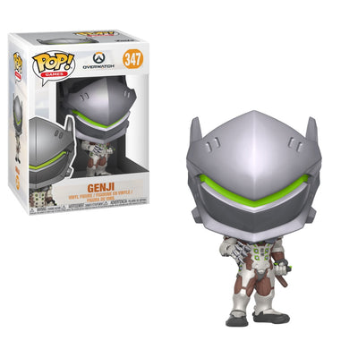 Funko Pop! Games: Overwatch S4 - Genji #347