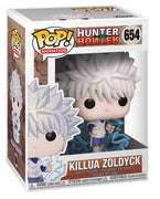 Funko POP! Killua Zoldyck Hunter X Hunter #654