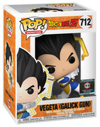 Funko POP! Vegeta (Galick Gun) Dragon Ball Z #712 [Chalice Exclusive]