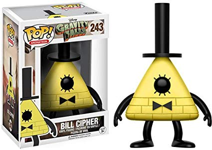 Funko POP! Bill Cipher Disney Gravity Falls #243