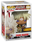 Funko POP! Toy Temple Exclusive: Yami Marik Yu-Gi-Oh! #886