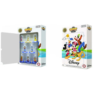 Disney Domez SDCC Exclusive Classic Figure 8-Pack