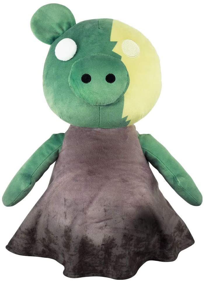 "Zompiggy Feature Plush with Sounds & Light Up Eye (Series 1, 13"" Tall)"