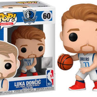 Funko POP! Luka Doncic NBA Dallas Mavericks #60