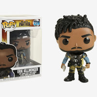 Funko POP! Erik Killmonger Marvel Black Panther #278