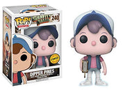 Funko POP! Dipper Pines Disney Gravity Falls #240 [Chase]