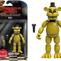 Golden Freddy Five Nights at Freddy's Funko Articulated Figure