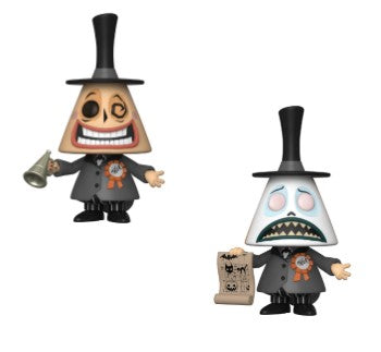 2x Funko POP! Mayor Disney Nightmare Before Christmas #807 [Common and Chase Bundle]