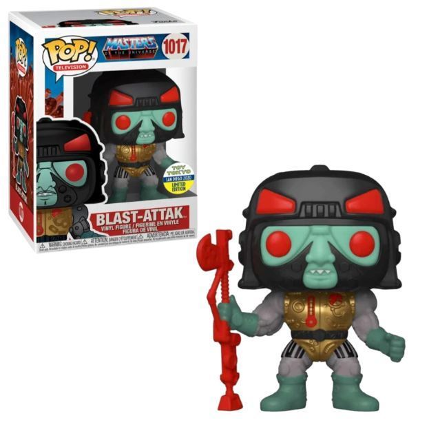 Funko POP! Blast-Attak Masters of the Universe #1017 [Toy Tokyo SDCC Exclusive]