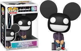 Funko POP! Deadmau5 Music Rocks #193