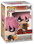 Funko POP! Natsu Dragneel (E.N.D) Fairy Tail #839 [AAA Exclusive] [Pre-Order]