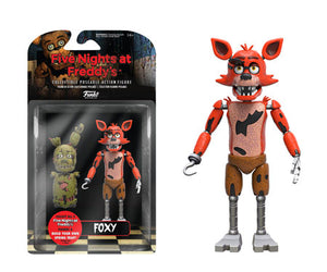 Foxy Five Nights at Freddy's Funko Articulated Action Figure