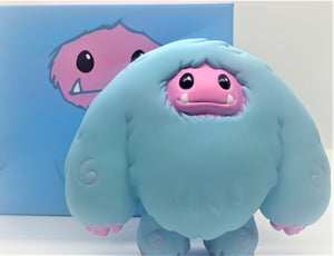 Abominable Toys Reverse Cotton Candy Chomp Vinyl Figure