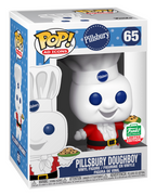 Funko POP! Pillsbury Doughboy Ad Icon #65 [Cyber Monday Exclusive]