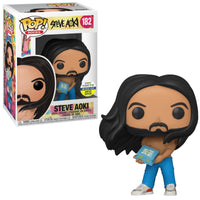Funko POP! Steve Aoki #182 [Toy Tokyo SDCC Exclusive]