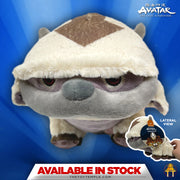 Appa Avatar the Last Air Bender 10 Inch Licensed Shaped Pillow Plush