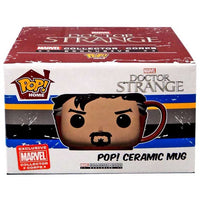 Funko Marvel Collector Corps Doctor Strange Ceramic Mug