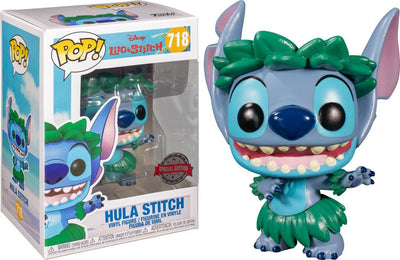 Funko POP! Hula Stitch Disney's Lilo & Stitch #718 [Special Edition]