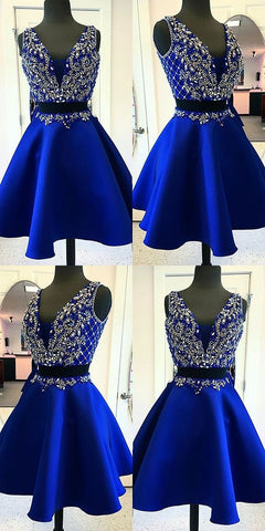 Cheap homecoming dresses,A Line Prom Dress,Short Prom Dress,Fashion Homecoming Dress,6506