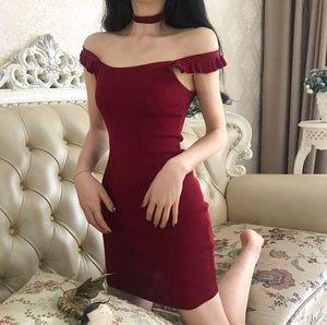 2019 burgundy Homecoming Dresses,AE398