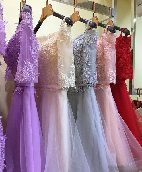 Cute Sweetheart Tulle Short Homecoming Dress, Party Dress 2019,B0611