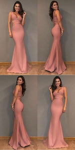 New v-neck prom dress,sexy evening dress, D0009
