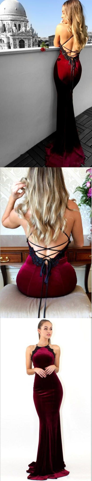 Long fashion mermaid popular charming cheap soft modest sexy newest prom dresses, elegant formal prom dress, evening dresses, party dresses, D0429