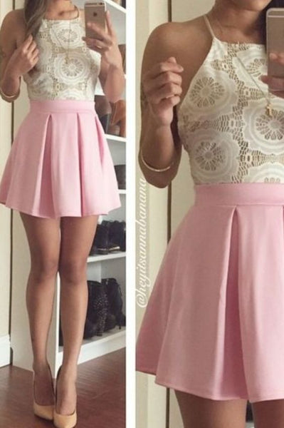 Prom Dresses, Short Homecoming Dress,Homecoming Dresses,cute Homecoming Dresses,Short,E0890