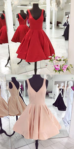 Elegant Prom Dress,Simple Prom Dress,Short Prom Dress,Prom Party Dresses,E0946