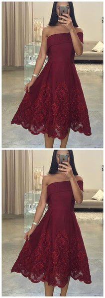 Sexy Short Prom Dress, Asymmetric Neck Prom Dresses, One Shoulder Prom Dress, Knee Length Prom Gown, Short Evening Dress, Short Formal Dress, Party Dress,E0974