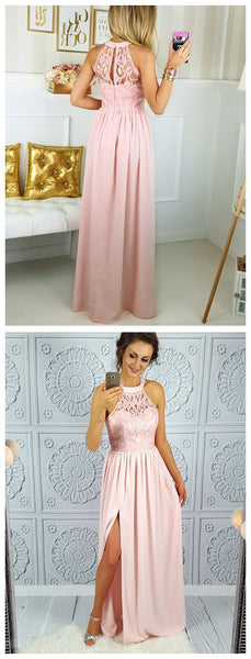 F0213 Chiffon Lace Prom Dress,Long Prom Dresses,Prom Dresses,Evening Dress, Evening Dresses,Prom Gowns, Formal Women Dress,prom Dress