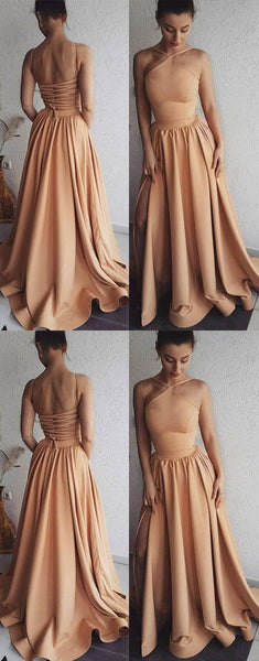 F0309 Unique Long Prom Dress, Evening Dress