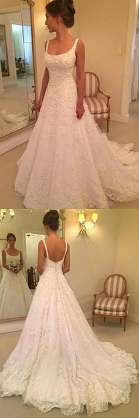 White bride dresses. Brides dream of having the most suitable wedding ceremony , F0458