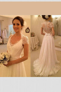 Custom Made Outstanding Wedding Dress Lace, Wedding Dress Long, Custom Made Wedding Dress, F0701