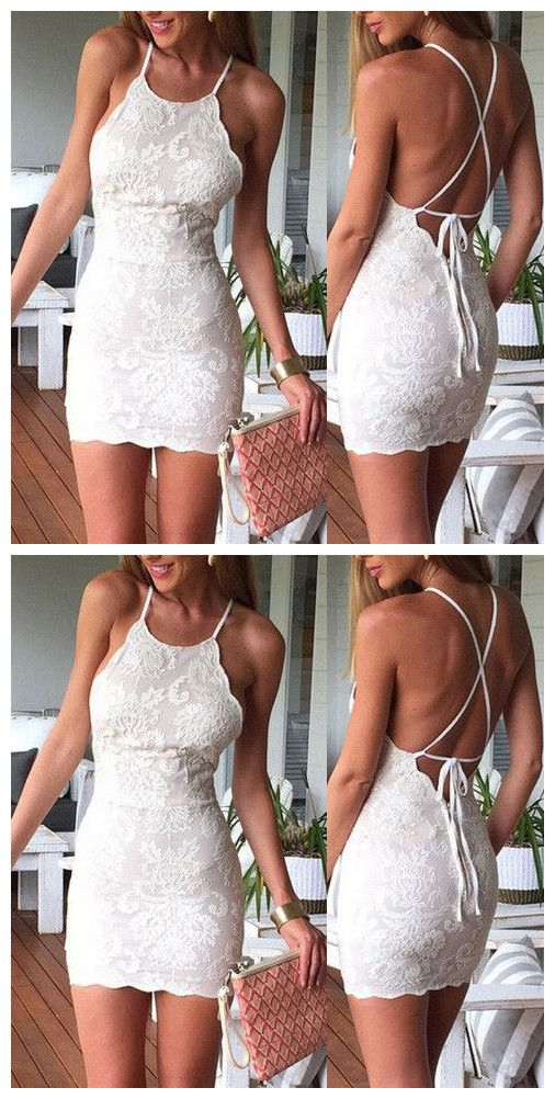 Homecoming Dress,lace prom dress,short prom dresses,homecoming dresses,modest, M0096