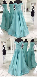 Elegant Off The Shoulder Prom Dresses,Long Prom Dresses,Cheap Prom Dresses, Evening Dress Prom Gowns, Formal Women Dress,Prom Dress, Y0118