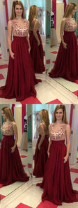 v-Neck Appliques A-Line Prom Dresses,Long Prom Dresses,Green Prom Dresses, Evening Dress Prom Gowns, Formal Women Dress,Prom Dress, Y0128
