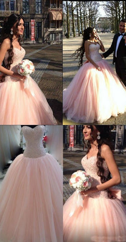 prom dresses,pink prom dresses,sparkling prom dresses,pink party dreses,prom dresses with beading, Y0157