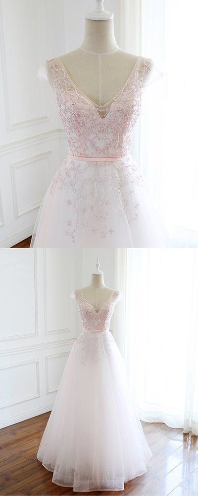 A-Line Evening Dress Prom Gowns Prom Dresses Cute Long Prom Dress,Y0371