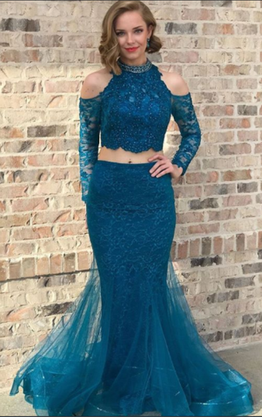 Mermaid Prom Dress,Long Evening Dress,Evening Dress CD917