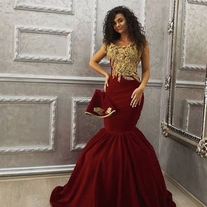 red prom dresses, mermaid prom dresses, lace prom dresses, beaded prom dresses, burgundy prom dresses, evening dresses, DR0731