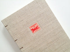 Air Mail Vintage Postage Journal