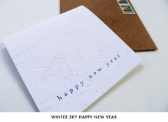 Personalized Letterpress Holiday Cards